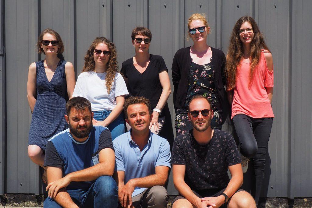 Photo équipe Naturiou