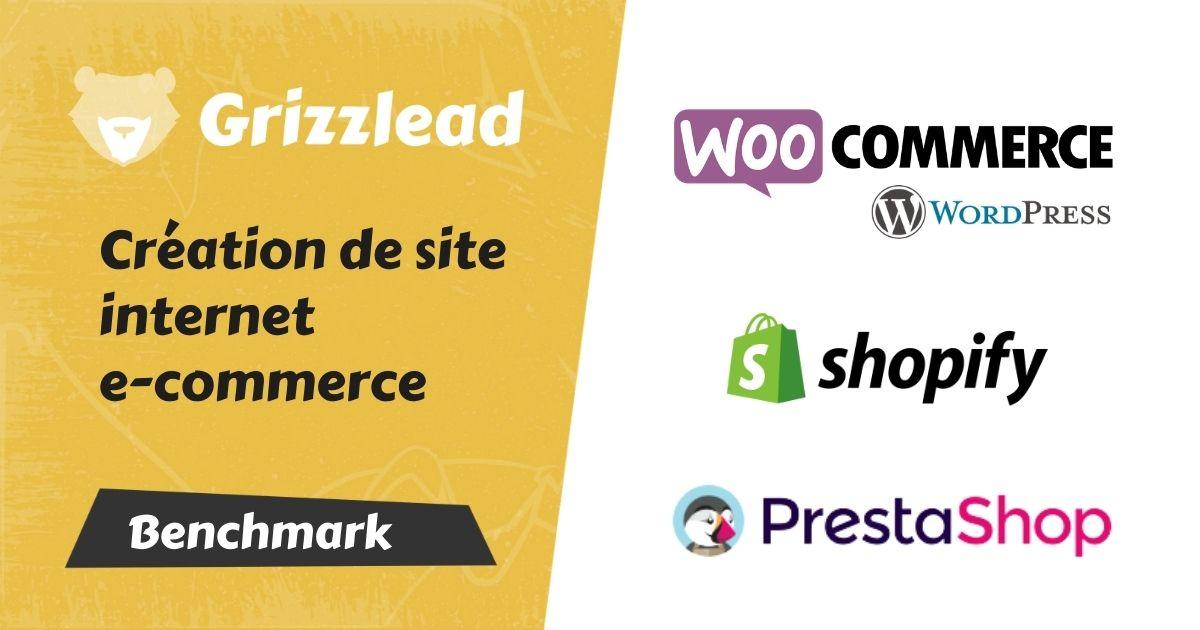 Article comparatif des CMS pour créer un site e-commerce