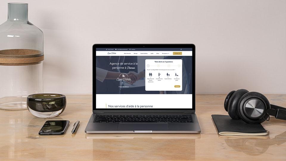 Grizzlead, agence création de site internet, Auray - Vannes - Lorient