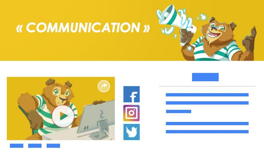 Agence communication digitale