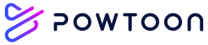 Logo de Powtoon