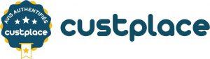 logo plateforme avis client custplace