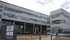 Les locaux de l'Université Bretagne Sud