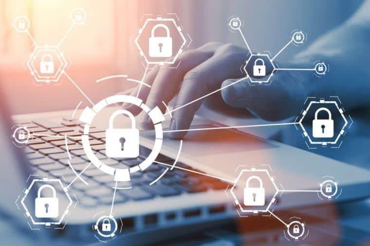 illustration de la sécurité de la données